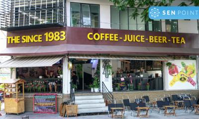 The Since 1983 - cà phê - 812 Trường Sa, Phường 14, Quận 3, Hồ Chí Minh