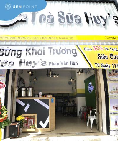 Trà Sữa Huy's - 173 Phan Văn Hớn, Quận 12, Hồ Chí Minh