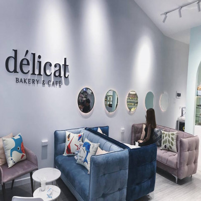 Délicat Bakery and Café 1