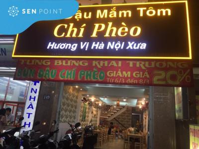 Quán Bún Đậu Mắm Tôm Chí Phèo ngon rẻ nổi tiếng quận Bình Thạnh