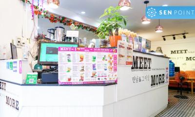 Meet & More Lê Quang Định - trà sữa - 164 Lê Quang Định, Phường 14, Bình Thạnh, Hồ Chí Minh