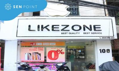 Likezone – Chuyên sản phẩm Apple với chất lượng đỉnh, giá siêu hấp dẫn
