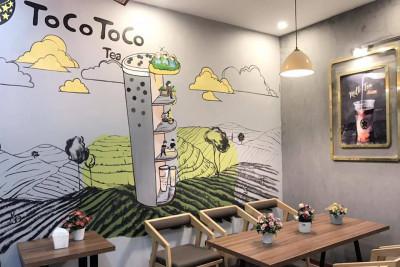 Trà sữa TocoToco Hoàng Quốc Việt