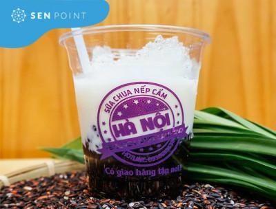 Sữa Chua Nếp Cẩm Hà Nội - 30 Ấp Bắc