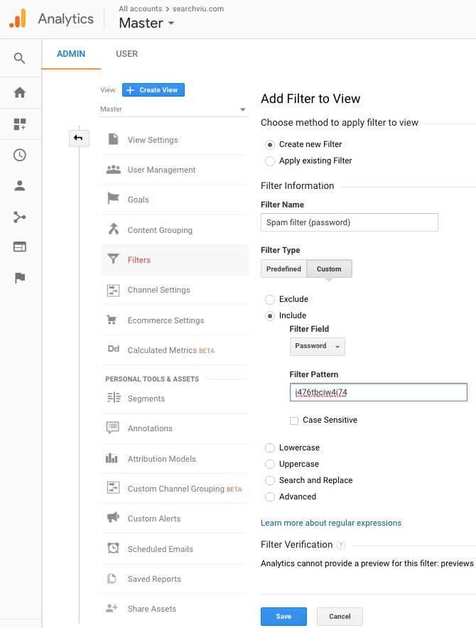 Google Analytics spam traffic: Understand and eliminate it