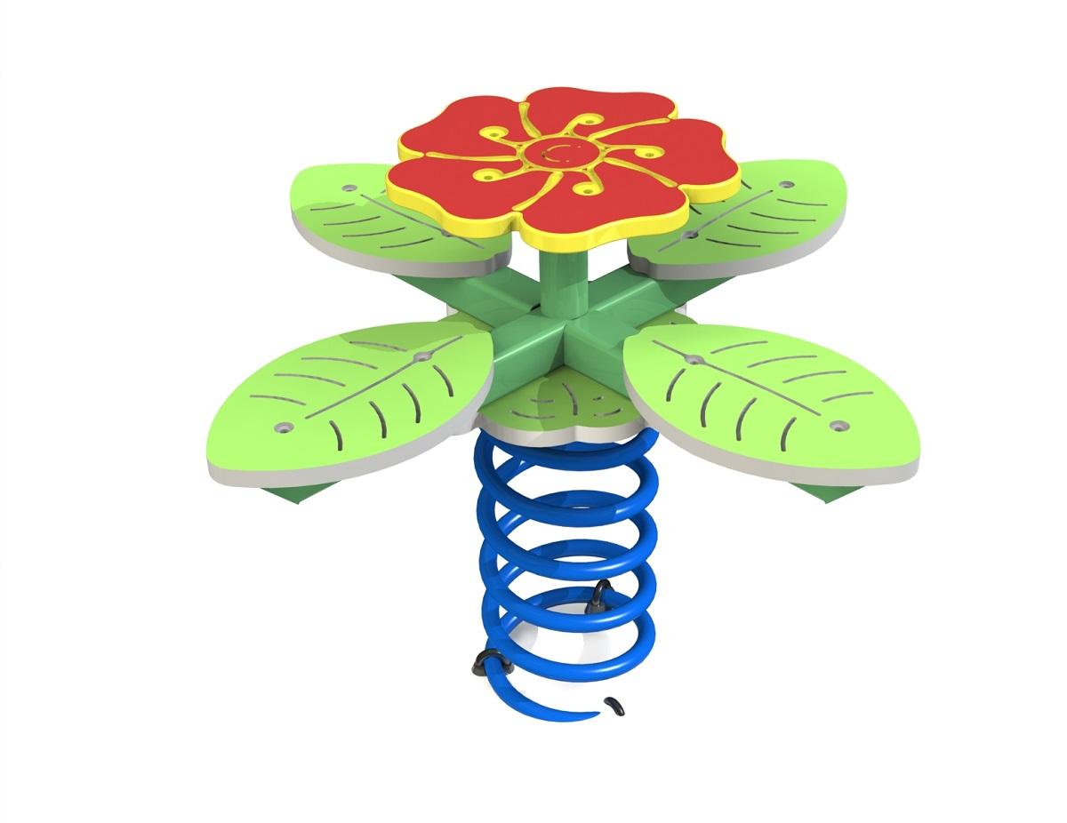 פרח קפיץ, דמות קפיץ , קפיץ לארבעה, קפיץ ל-4