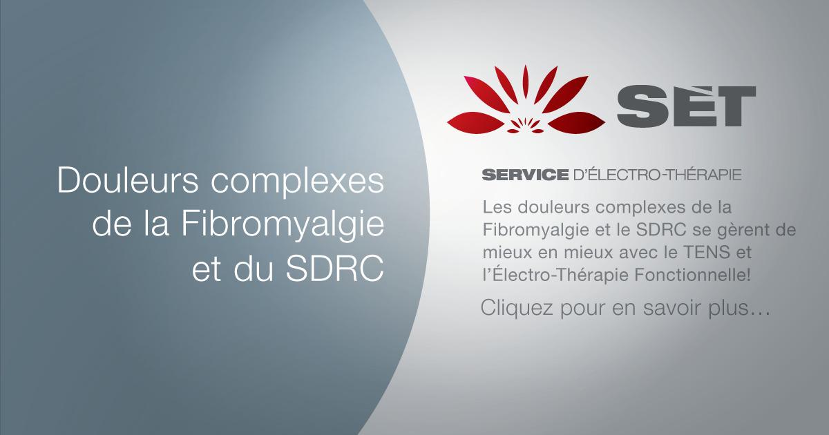 Les douleurs complexes de la Fibromyalgie et du SDRC causent parfois des maux de tête en clinique