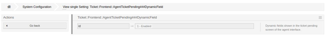 DynamicField