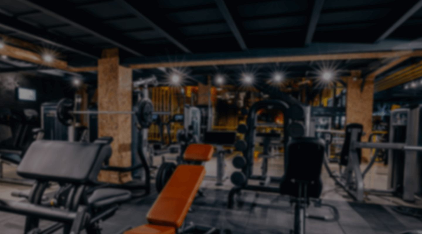 Gym with tools