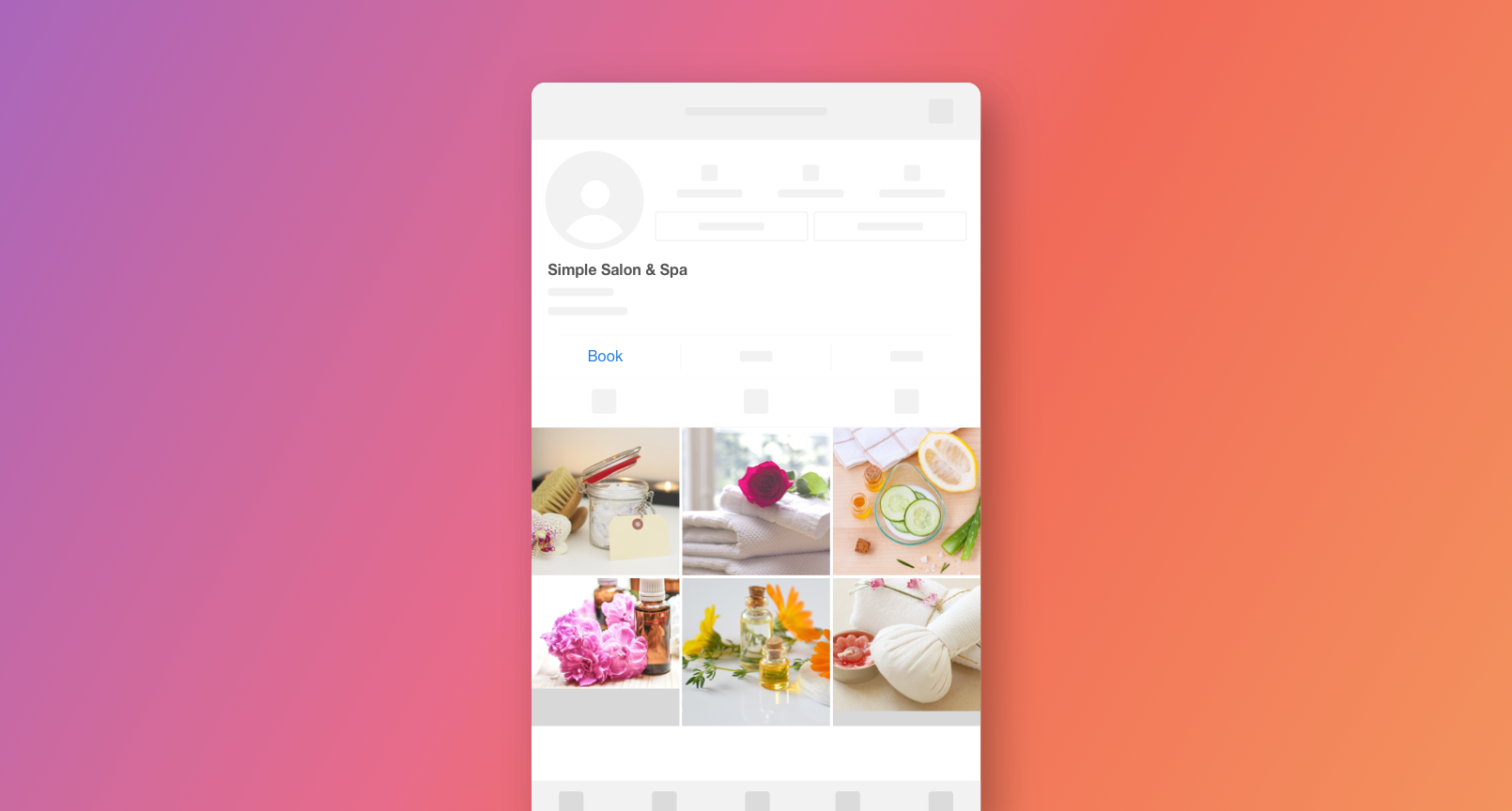 Instagram Booking Integration with Setmore