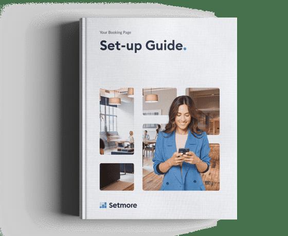 setmore booking page setup guide