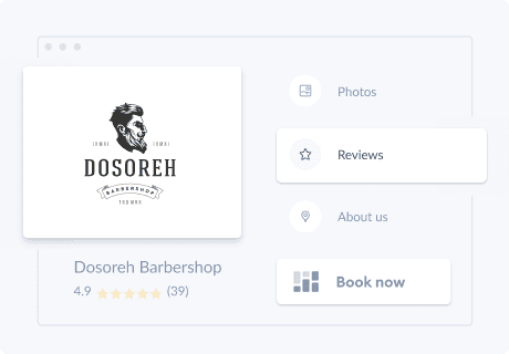 bring your brand in booking page