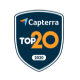 Logo of capterra