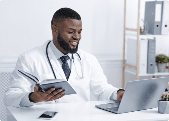Setmore offers patient data backup