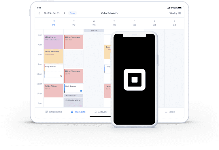 accept online payments with square