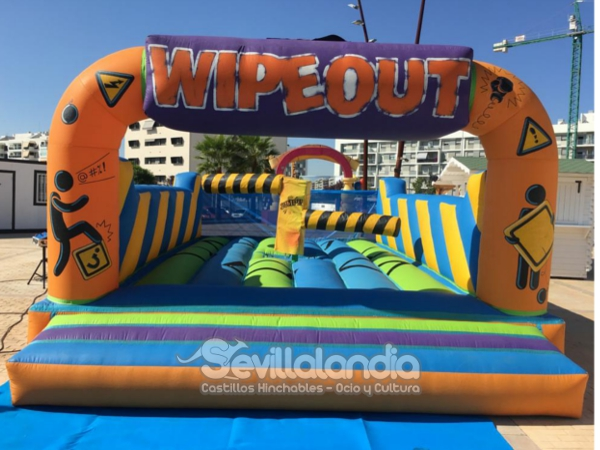 Wipeout Barredora