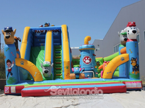 Multiplay patrulla canina