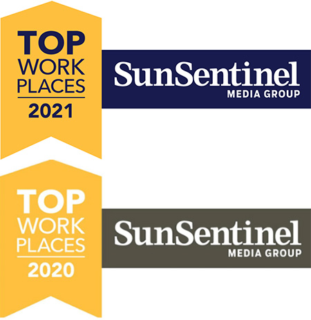 Top Workplaces 2020 and 2021