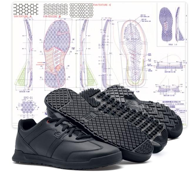 Shoes Blueprint