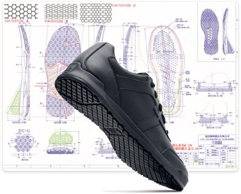 Shoe Blueprint
