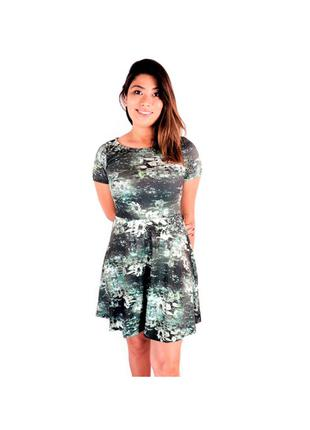 Vestido infinity fashion dark city verde