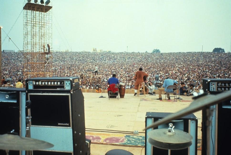 The Crazy Facts About Woodstock 1969 Shamanic Groove