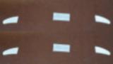 Pwgs88 Fensterscheibensatz Dach 6Stk. und Aufbau 13Stk. Plexiglas