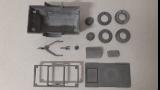 Bauteilesatz für Kompressoranhänger DIKO 4/8