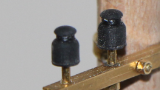 Isolatoren für Telefonmast Wartehalle 8Stk.