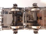 Bauteilesatz für kettenbetriebenes Fahrzeug mit Anhänger, 53-teilig