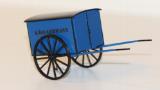 Transportkarren der Käserei Lehmann