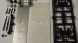 Bauteilesatz HW790; Fahrgestell, Bodenplatte, drehbarer Transportschemel, Kleinteile