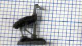 Storch stehend