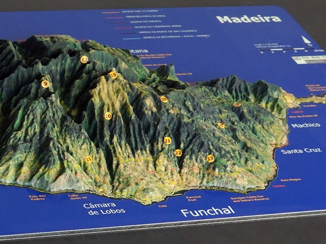 Madeira 1:135.000