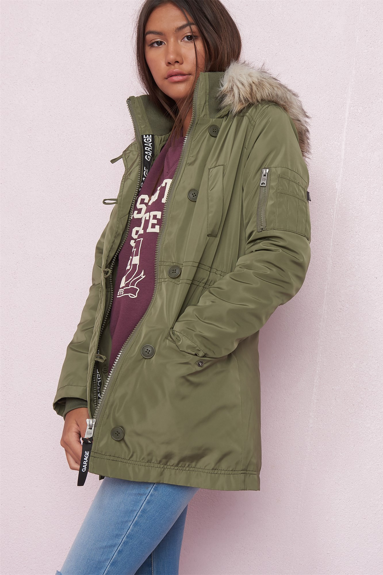 The All Weather Parka FINAL SALE