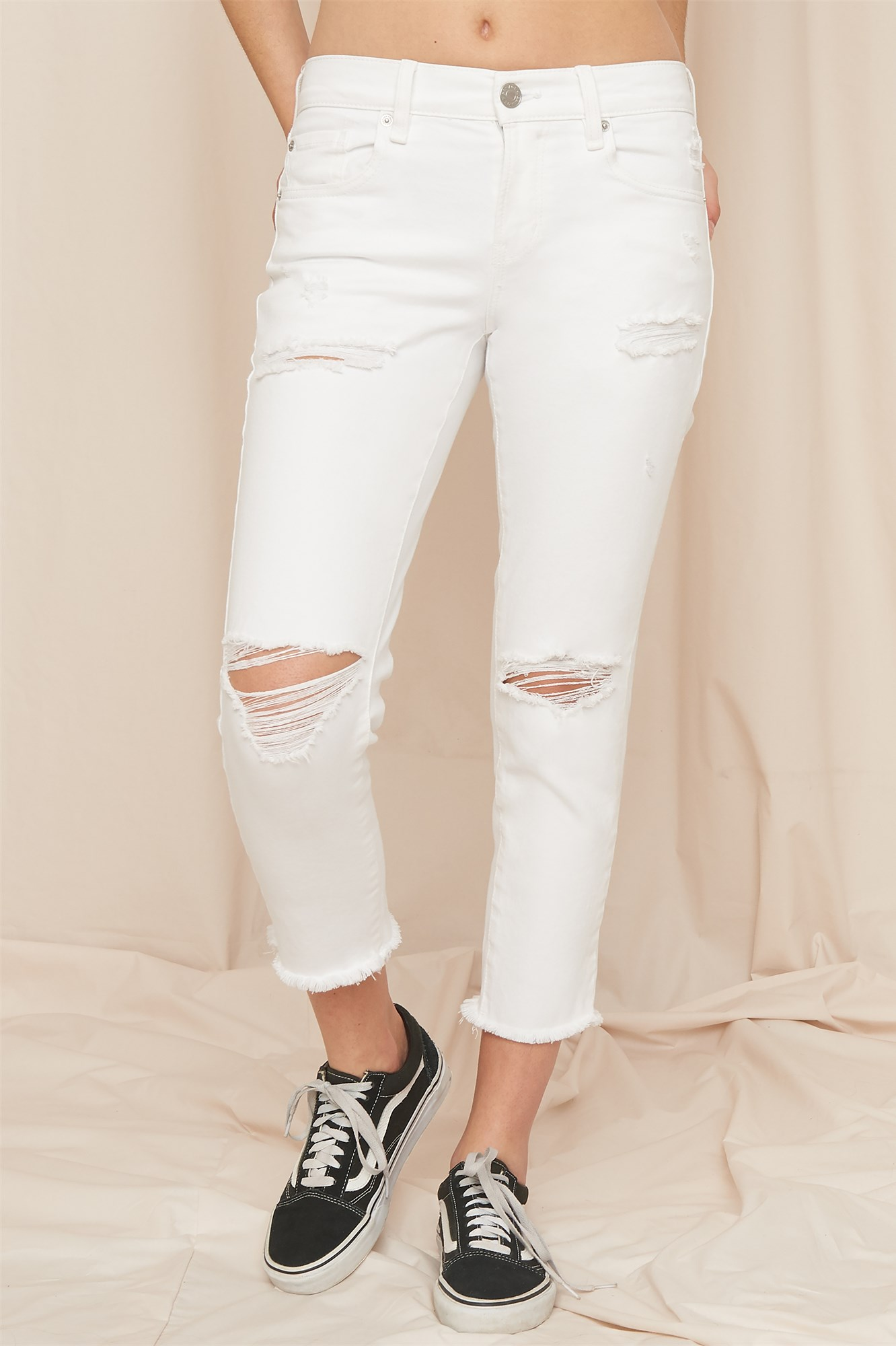 Image 1 of Ankle Straight Jean - FINAL SALE