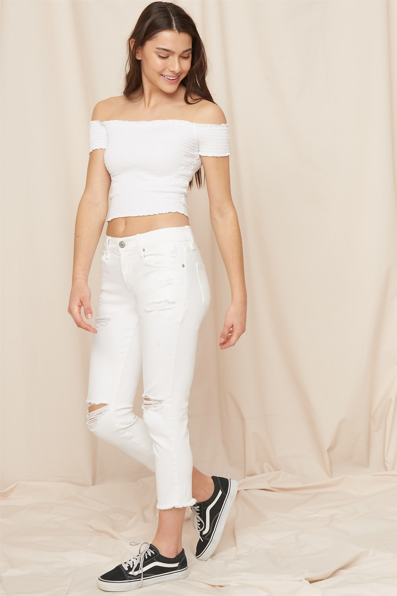 Image 3 of Ankle Straight Jean - FINAL SALE
