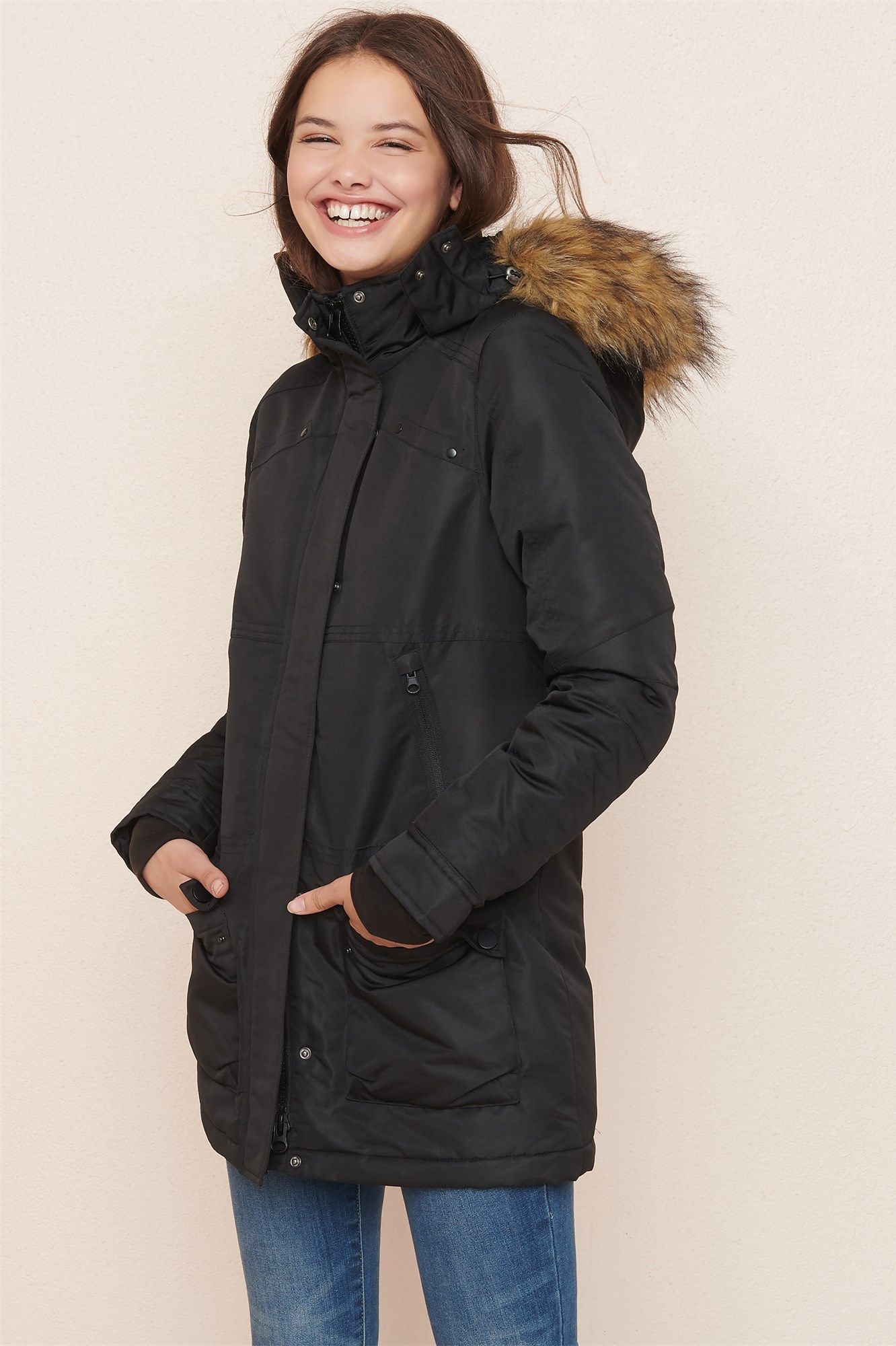 99666d45a Explorer Parka Jacket