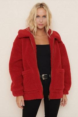Image of Pixie Sherpa Jacket