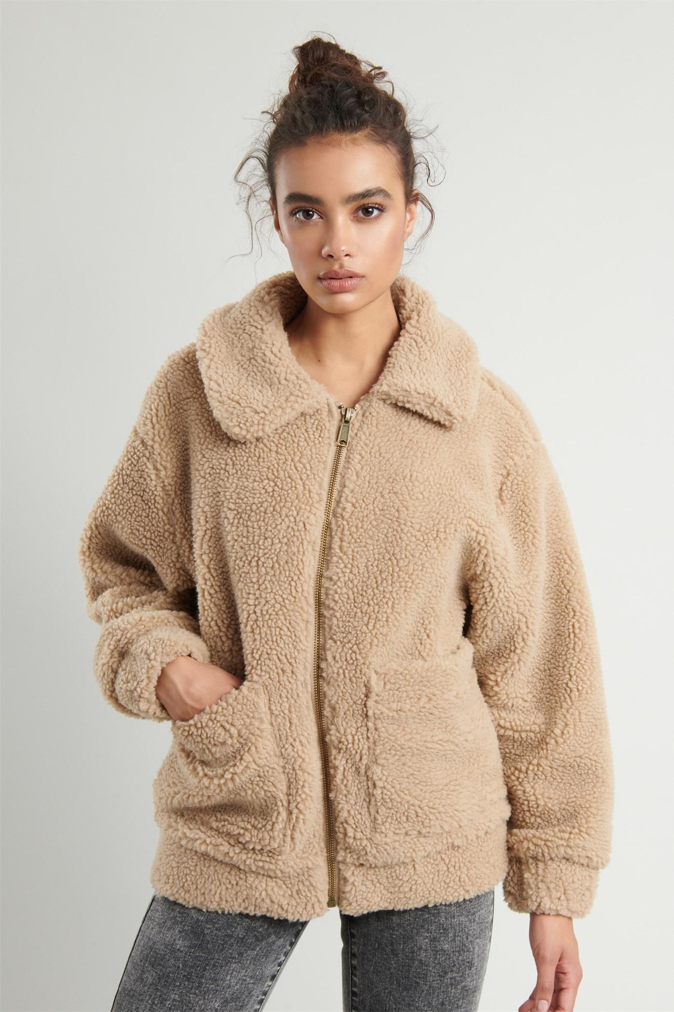 Image 3 of Pixie Sherpa Jacket