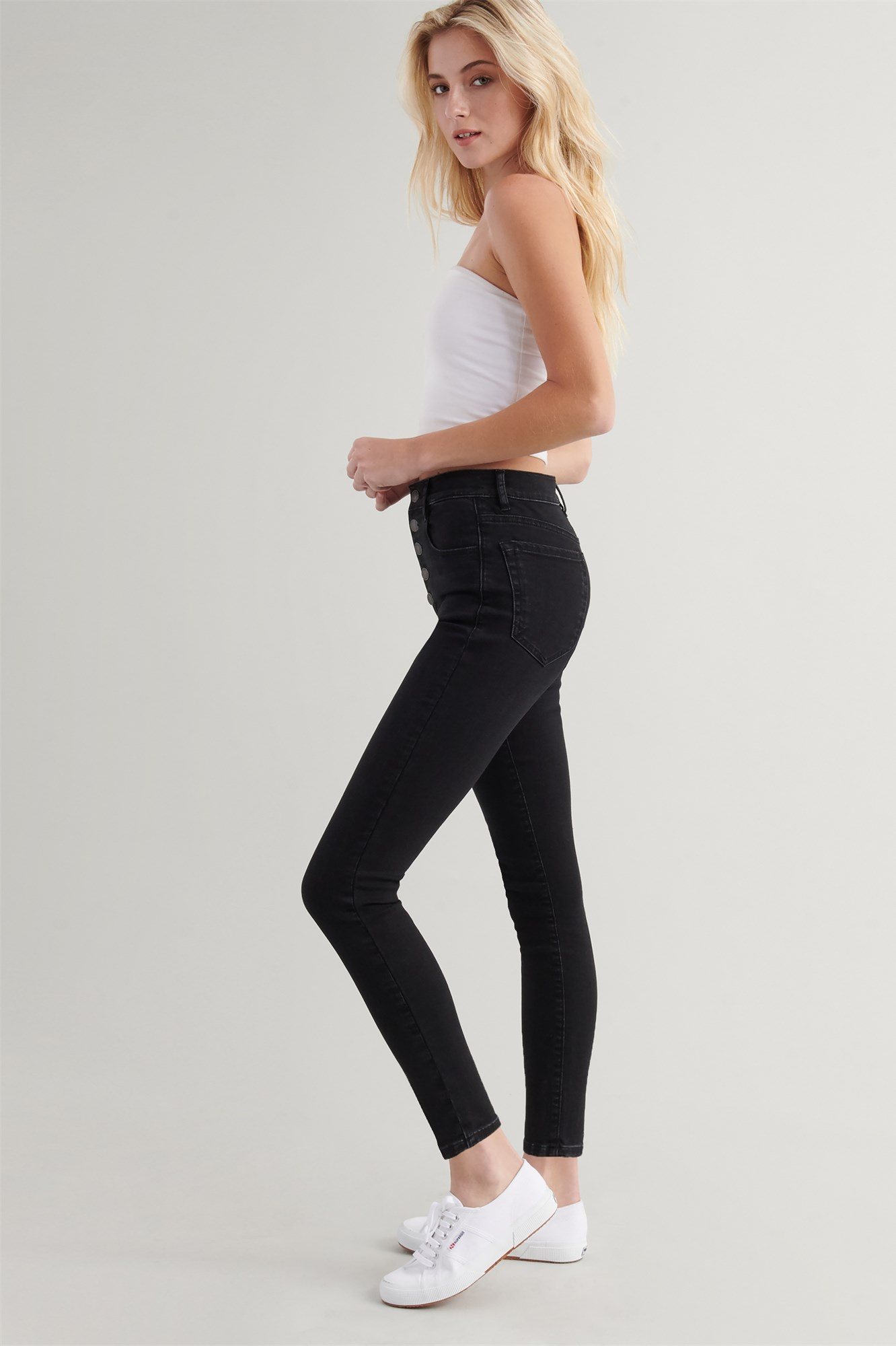 Image 3 of Ultra High Rise Jegging
