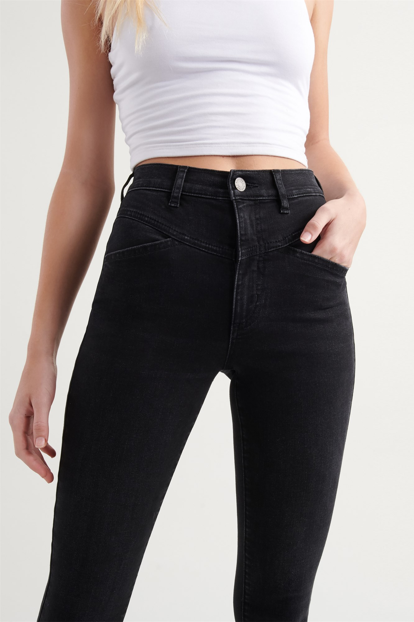 Image 2 of Ultra High Rise Jegging