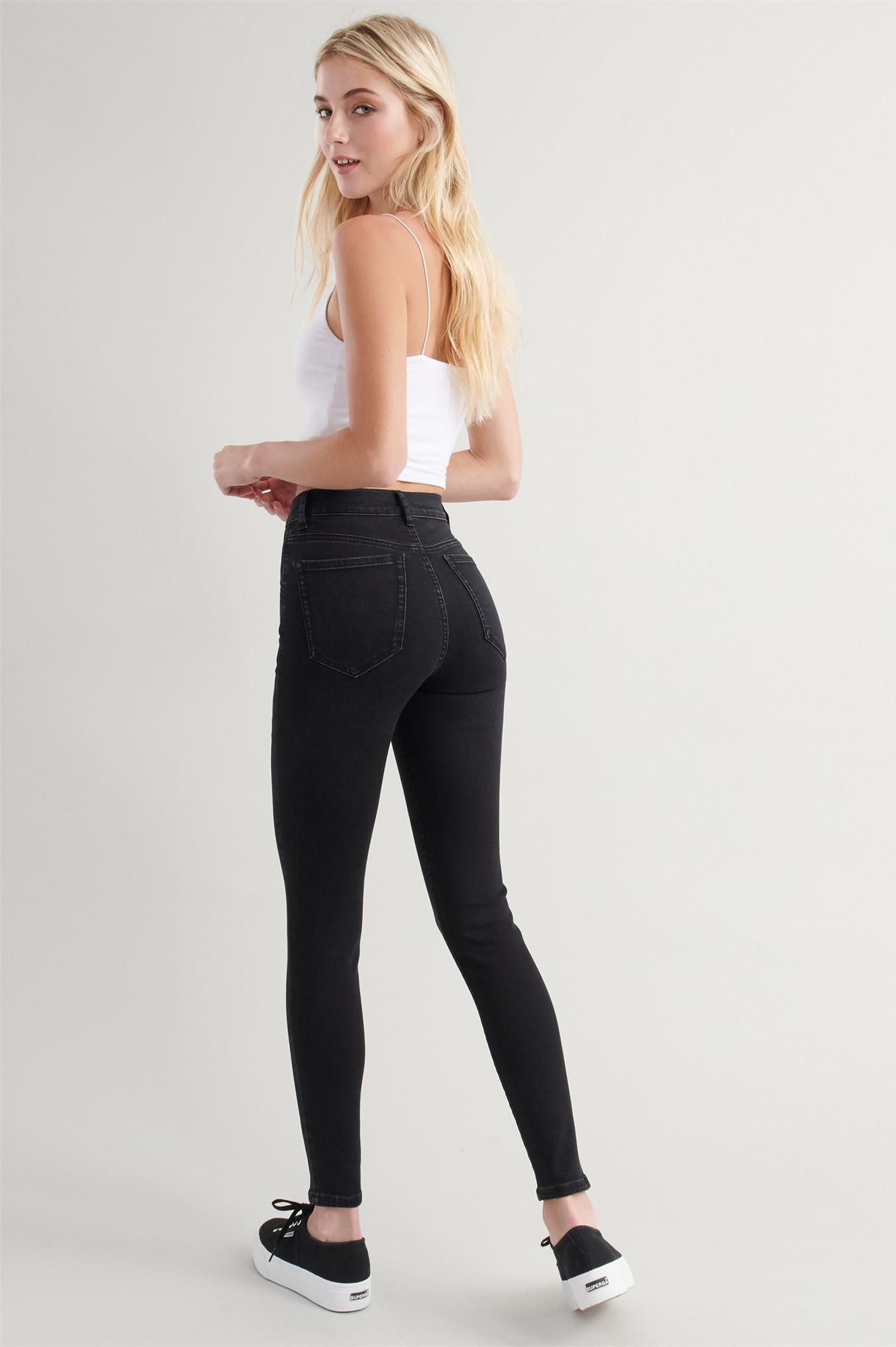 Image 4 of Ultra High Rise Jegging