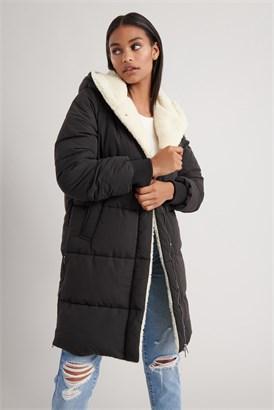 Manteau de pluie femme hiver