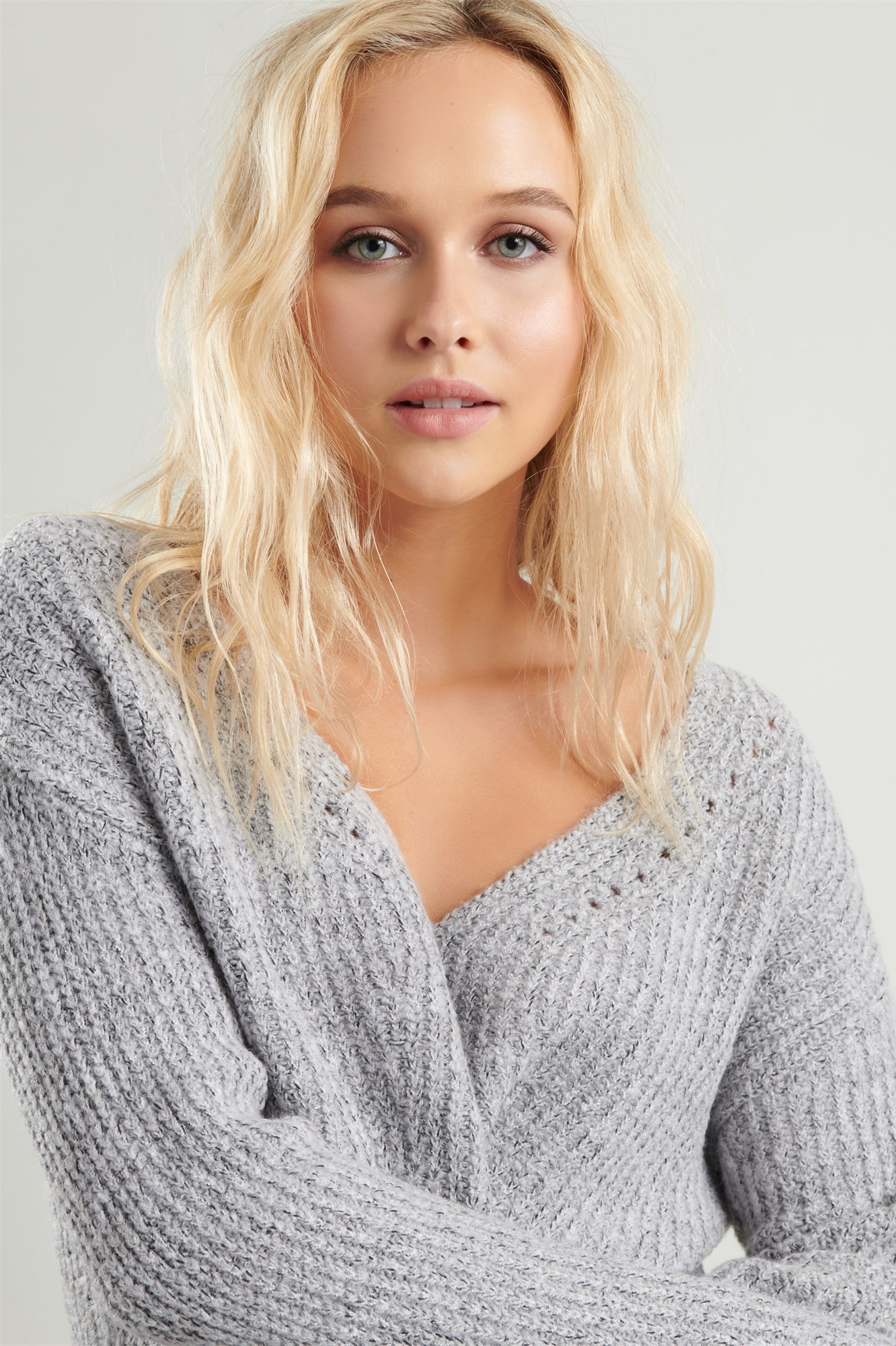 Image 3 of The Kendall V Sweater