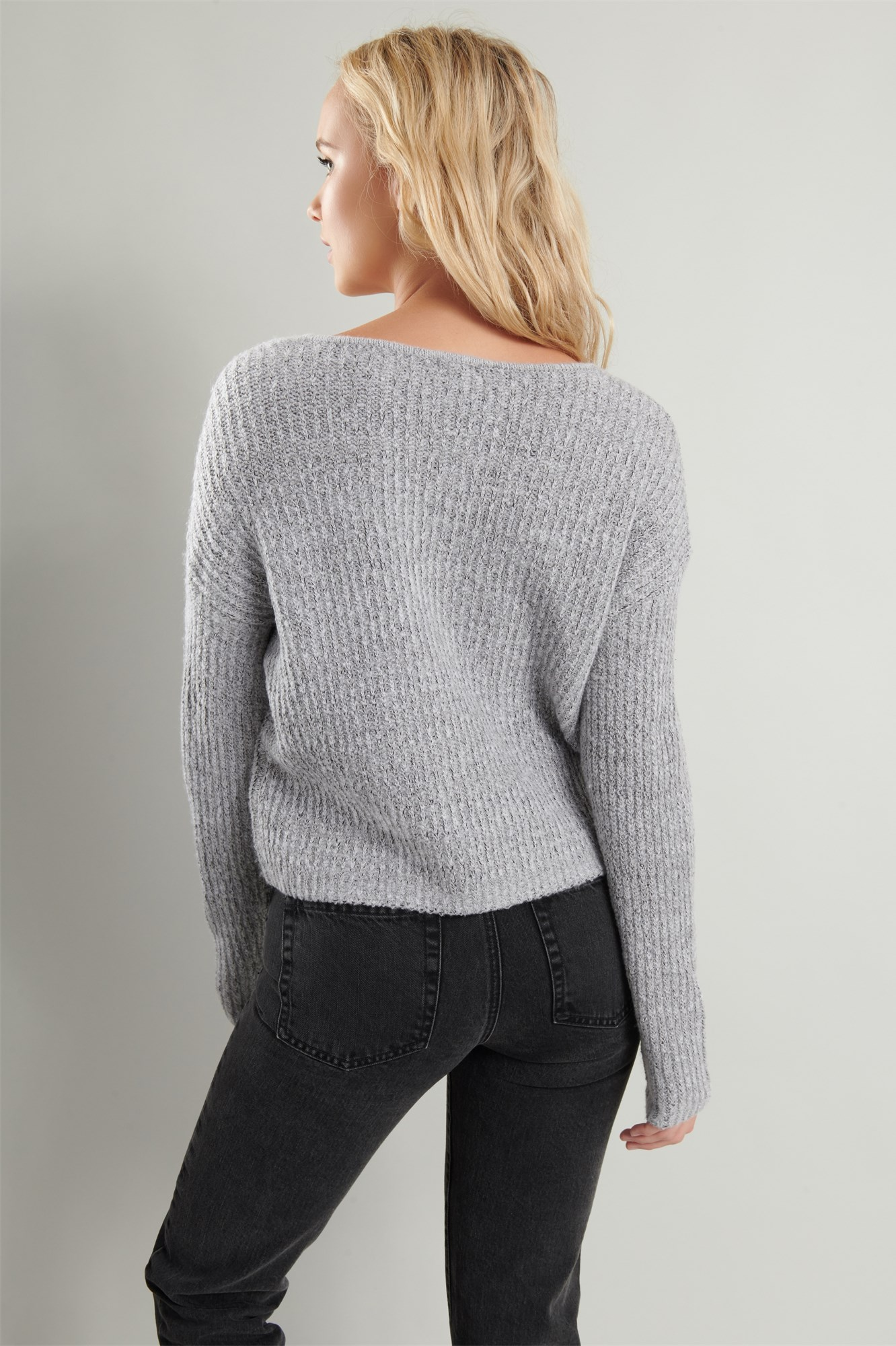Image 5 of The Kendall V Sweater