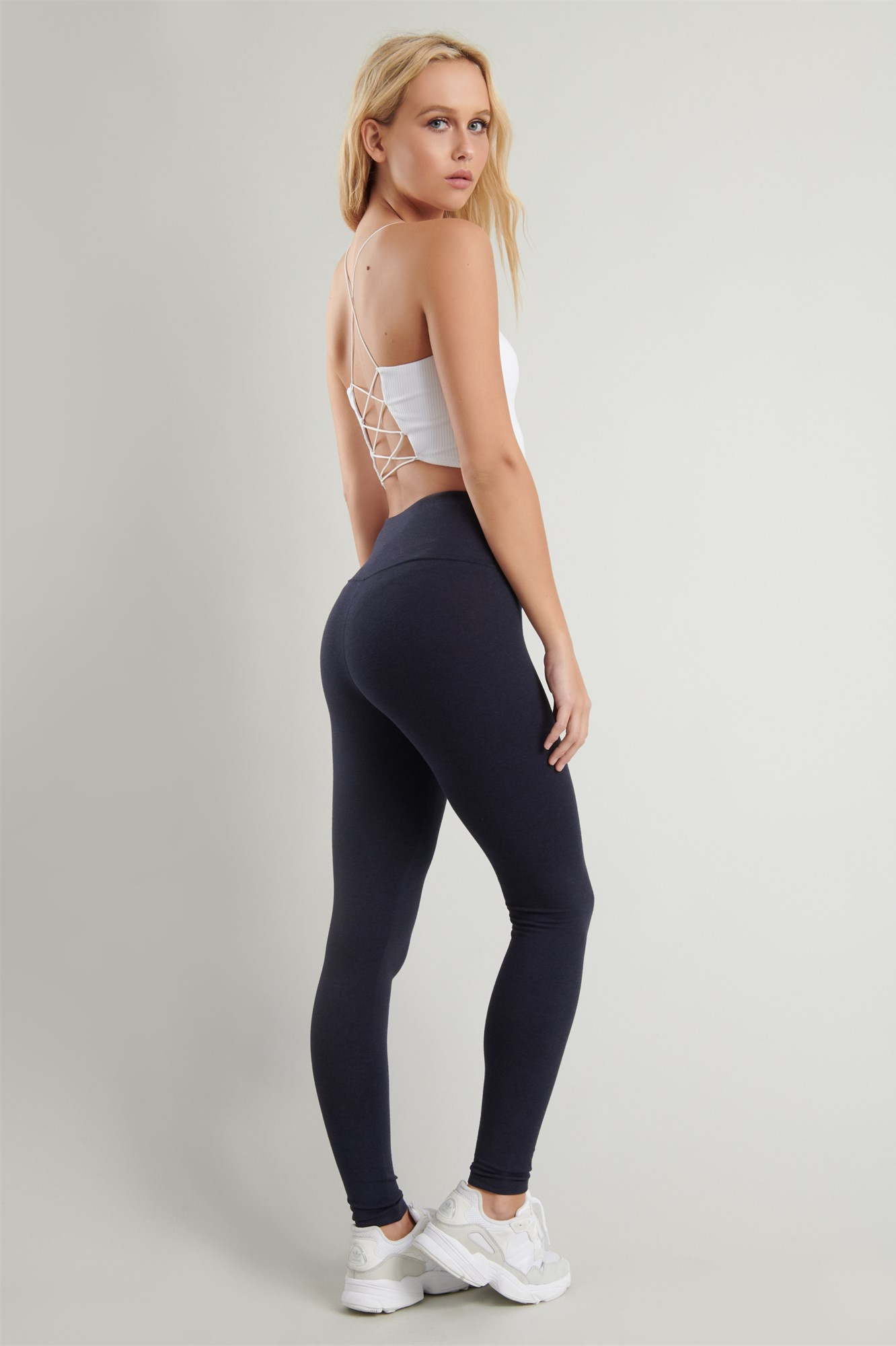 The Favorite High Rise Legging by Garage