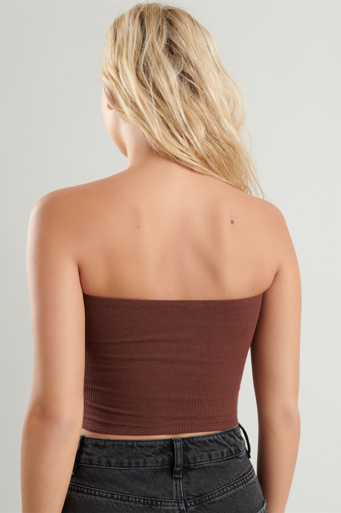 Image 3 of The Essential Ribbed Tube Top