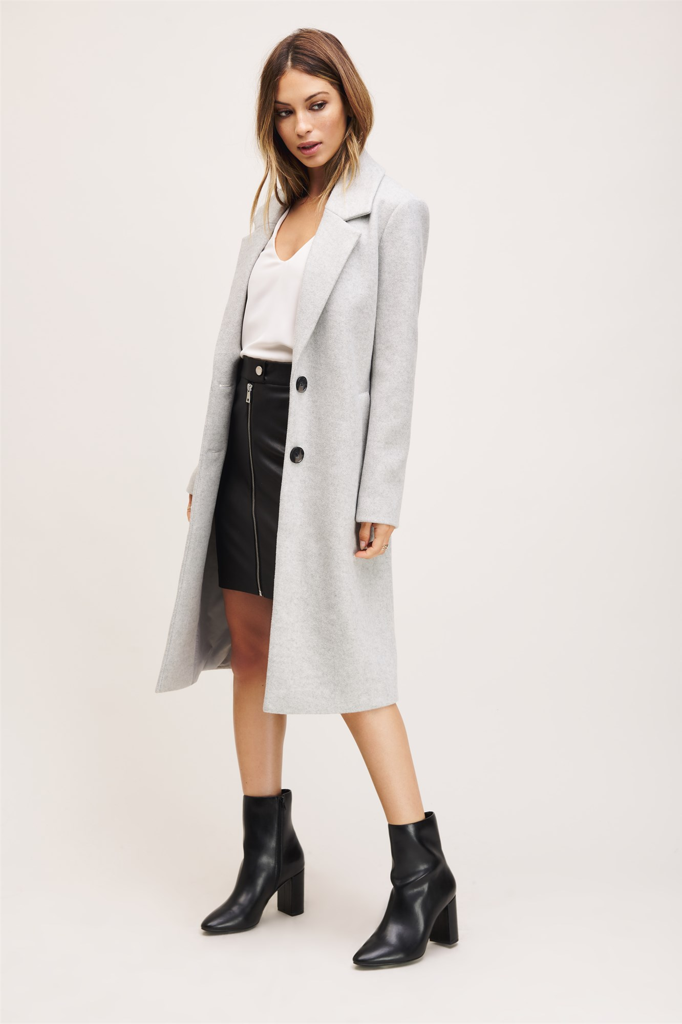 The Yorkville Coat by Dynamite