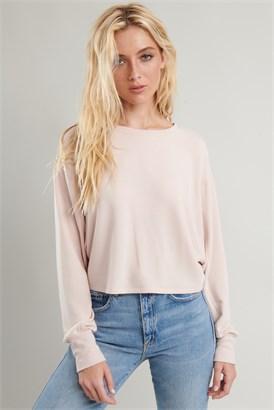 The Comfy Chopped Sweatshirt